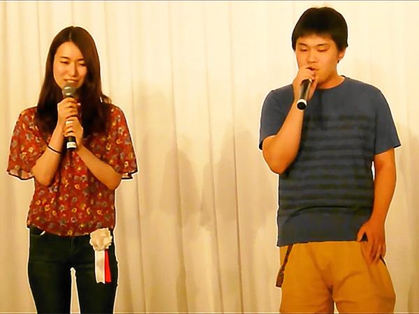 カラオケ大会02