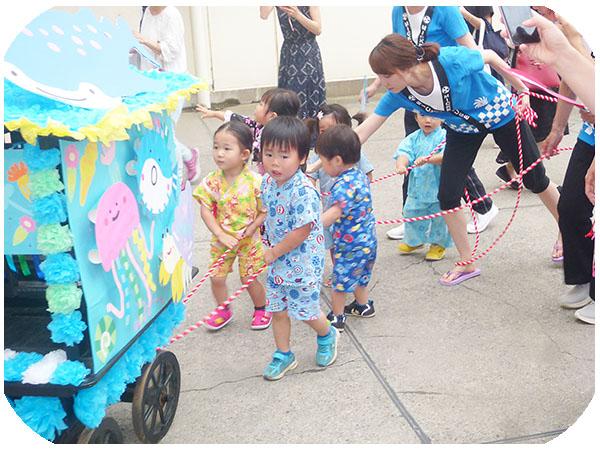 夏祭りブログ2