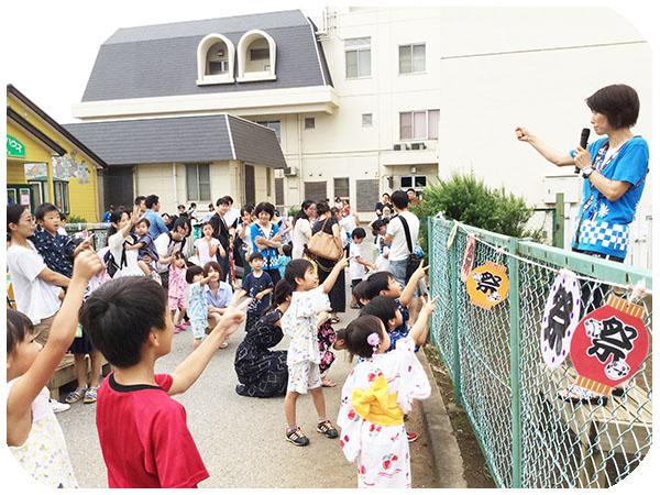 夏祭りブログ4